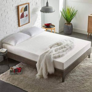 SLEEPINC 8-Inch Memory Foam Mattress​