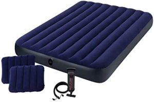 Intex Classic Downy Airbed Set